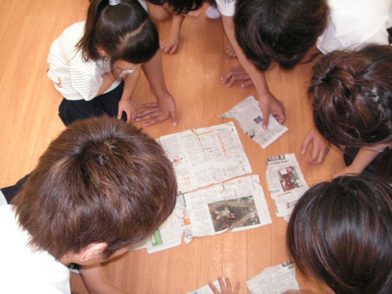 新聞パズル