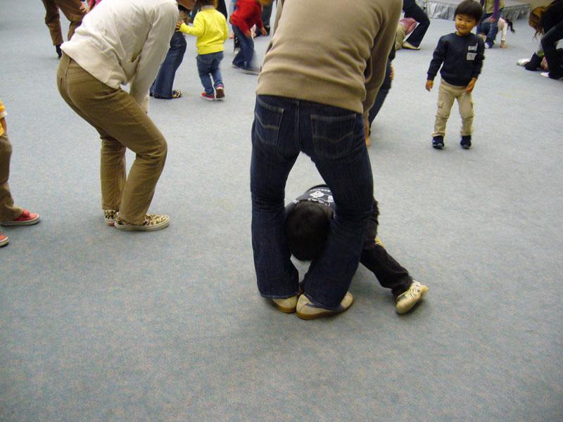 大垣市親子体操3