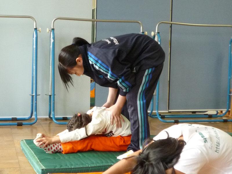 まゆ 体操クラブ 006