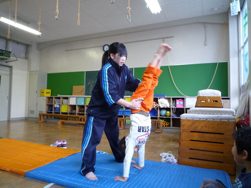 まゆ 体操クラブ 016