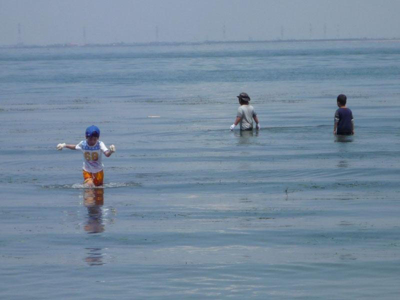 潮干狩りツアー2010 067