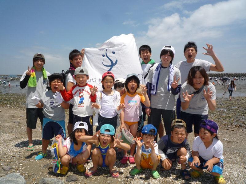 潮干狩りツアー2010 040